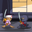 3 Foot Ninja 1