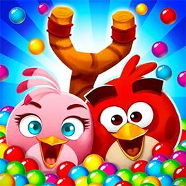 Angry Birds Pop Online