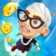 Angry Gran Jump