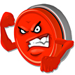 Angry Red Button Online