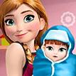Anna's Newborn Baby