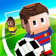 Blocky Soccer Online
