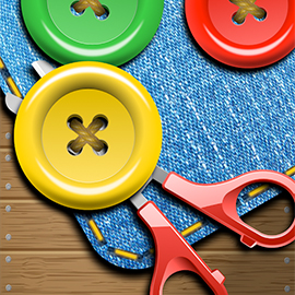 Buttons & Scissors Online
