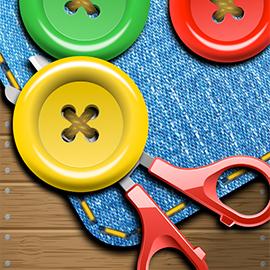 Buttons & Scissors Online