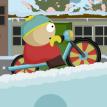 Cartman Motor