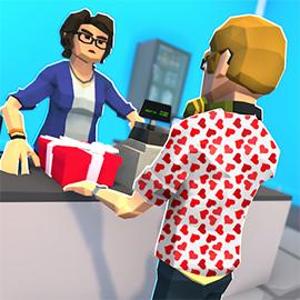 Cashier 3D Online