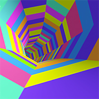 Color Tunnel Online