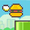 Flappy Burger