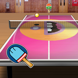Gumball Table Tennis