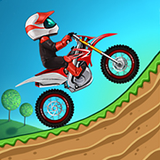 Hill Climb Bike Racing