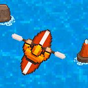Kayaking Down