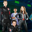 Lab Rats Battle