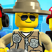 LEGO® Swamp Police