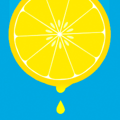 Lemonade Drops