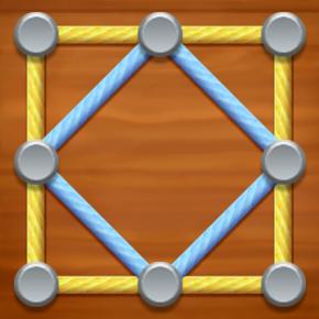 Line Puzzle: String Art Online