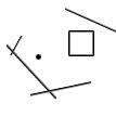 LSD: Line, Square, Dot