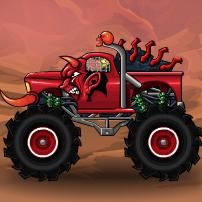 Mad Truck Challenge WebGL
