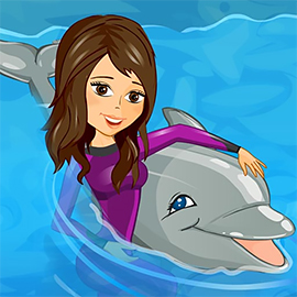 My Dolphin Show Online