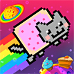 Nyan Cat Space Journey