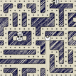 Pacman Sketch