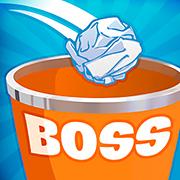 Paper Toss Boss Online