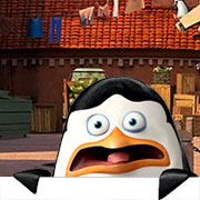 Penguins of Madagascar: iSpy