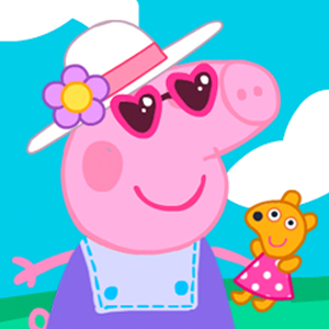 Peppa Pig Dress Up Games for Girls