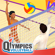 Qlympics: Volleyball