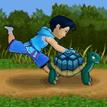 Turtle Kicking