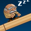 Sleepy Grandpa