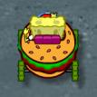 Spongebob Crab Delivery