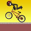 Stickman BMX Freestyle