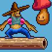 Stoned Scarecrow