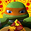 TMNT: Pizza Like a Turtle Do