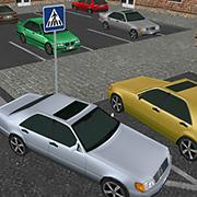 Town Driver: Car Parking 3D
