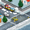 Winter Traffic