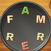 Word Cookies Farm Life
