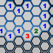 Hexagon Mine Sweeper