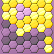 Hexagon Tetris